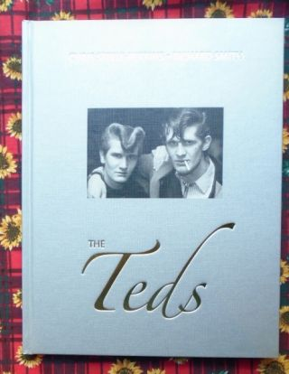 The Teds. Chris Steele-Perkins.