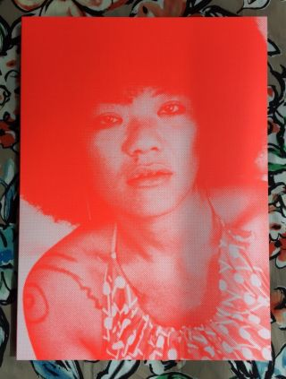 Red Flower, The Women of Okinawa. Mao Ishikawa.
