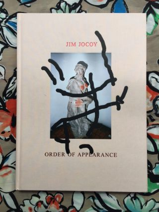 Order of Appearance. Jim Jocoy.