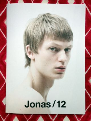 Jonas / 12. Willy Vanderperre.