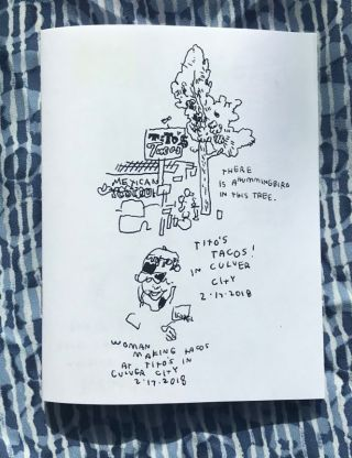California Trip. Jason Polan.