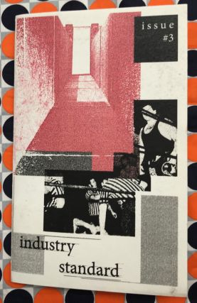 Industry Standard (Issue #3). Trevor Clement