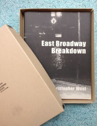 East Broadway Breakdown (Special Edition). Christopher Wool.