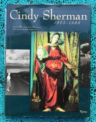 Cindy Sherman, Photographic Work 1975-1993. Cindy Sherman.