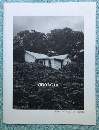 LBM Dispatch #7 : Georgia. Alec Soth, Brad Zellar