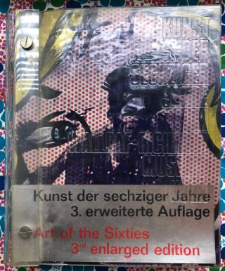 Kunst der Sechziger Jahre / Art of the Sixties