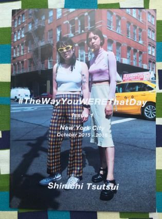 #TheWayYouWEREThatDay Issue 1. Shinichi Tsutsui