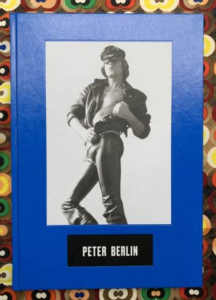 Icon, Artist, Photosexual. Peter Berlin.