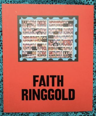 Faith Ringgold. Faith Ringgold.