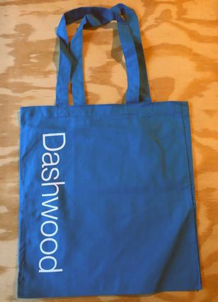Dashwood Tote Bag II. Dashwood Books.