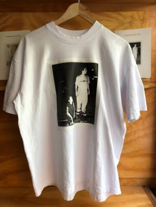 Dashwood T-Shirt (Large): Polaroids 92-95 (NY) Ari Marcopoulos